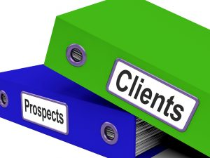 Clients And Prospects Files Showing Converting Leads
